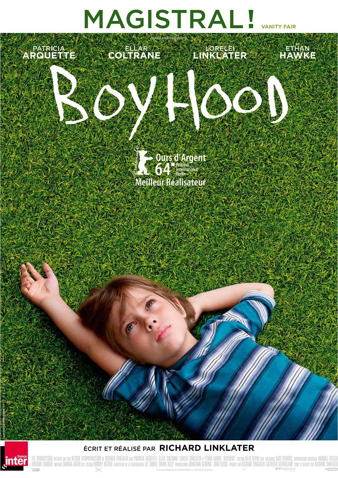 Boyhood - Film (2014)