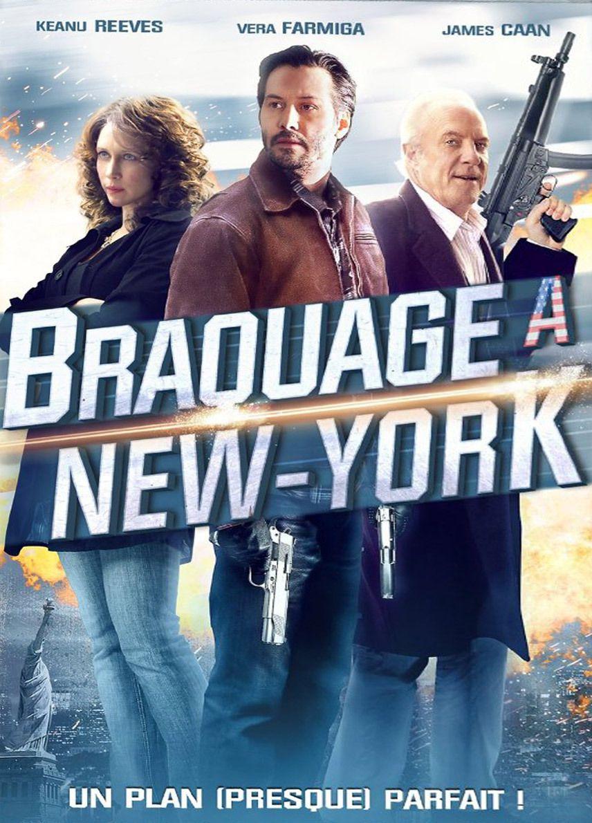 Braquage à New York - Film (2011)