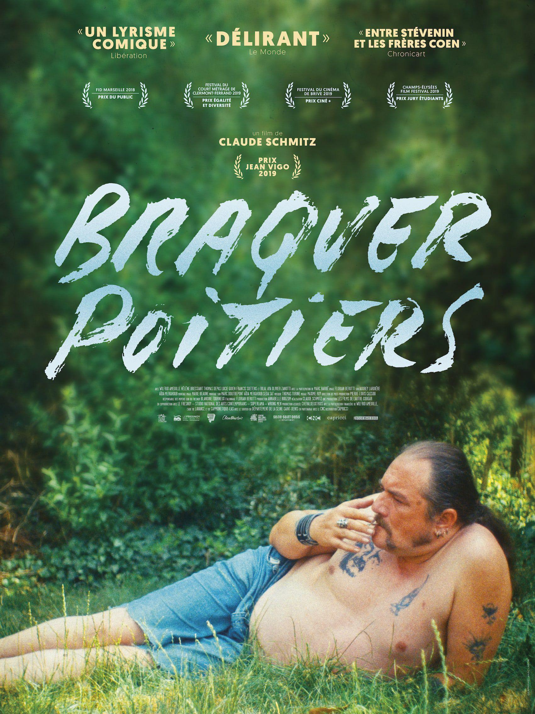 Braquer Poitiers - Film (2019)