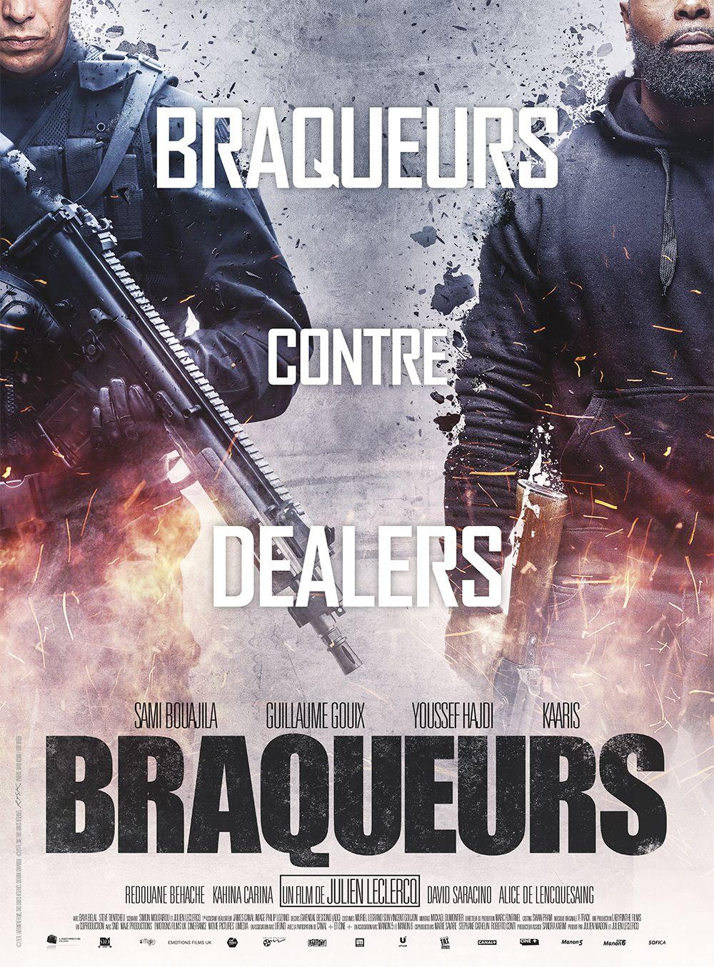 Braqueurs - Film (2016)