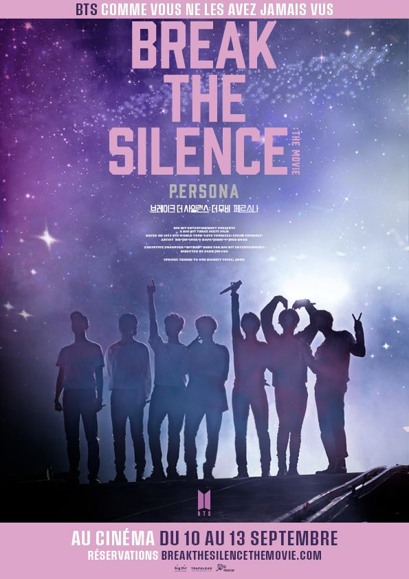 Break The Silence : The Movie - Documentaire (2020)