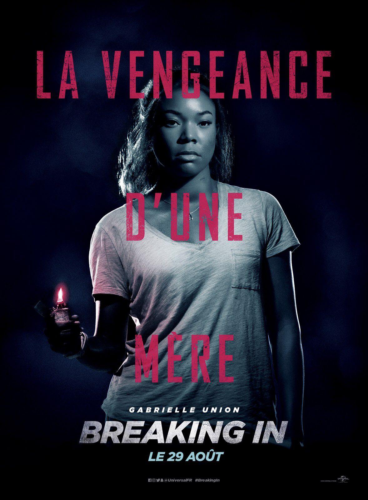 Breaking In - Film (2018)