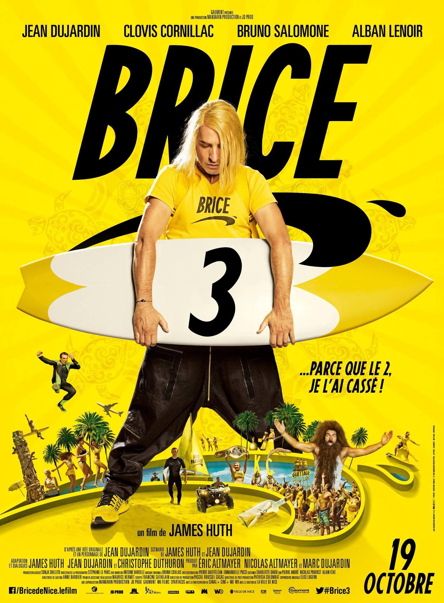 Brice 3 - Film (2016)