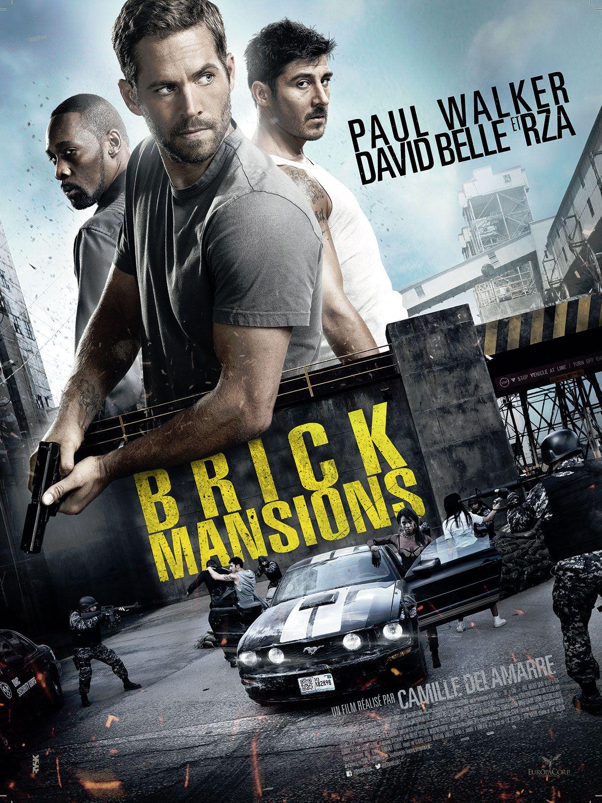 Brick Mansions - Film (2014)