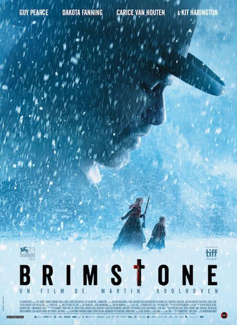 Brimstone - Film (2017)