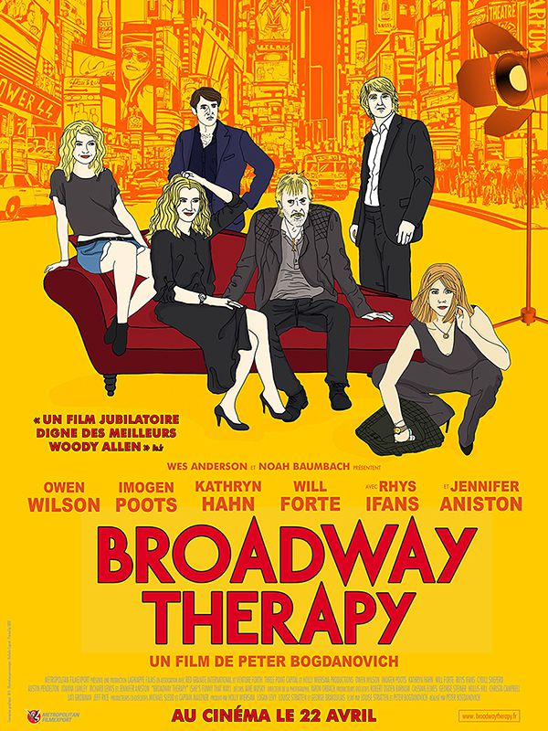 Broadway Therapy - Film (2015)