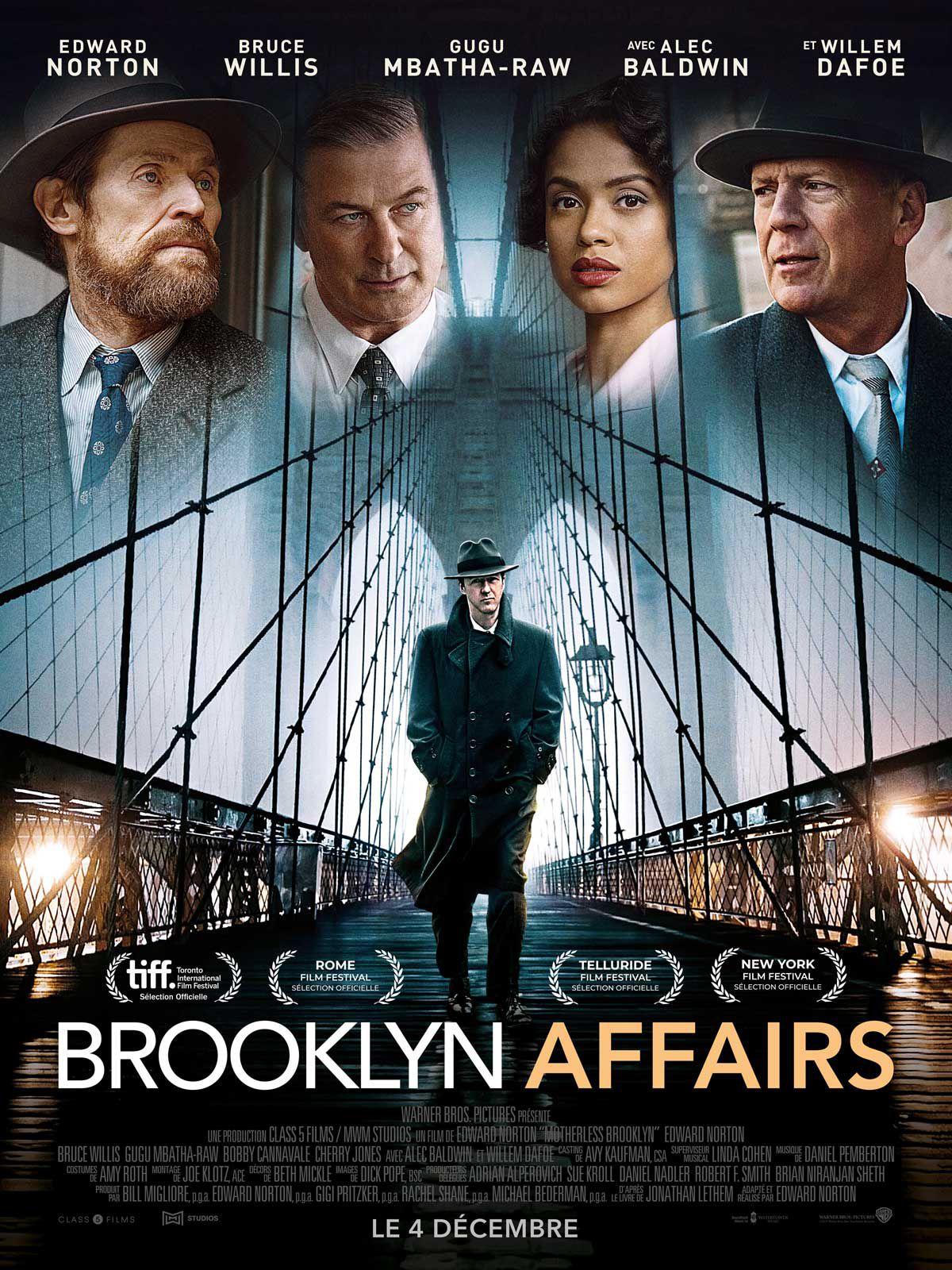 Brooklyn Affairs - Film (2019)