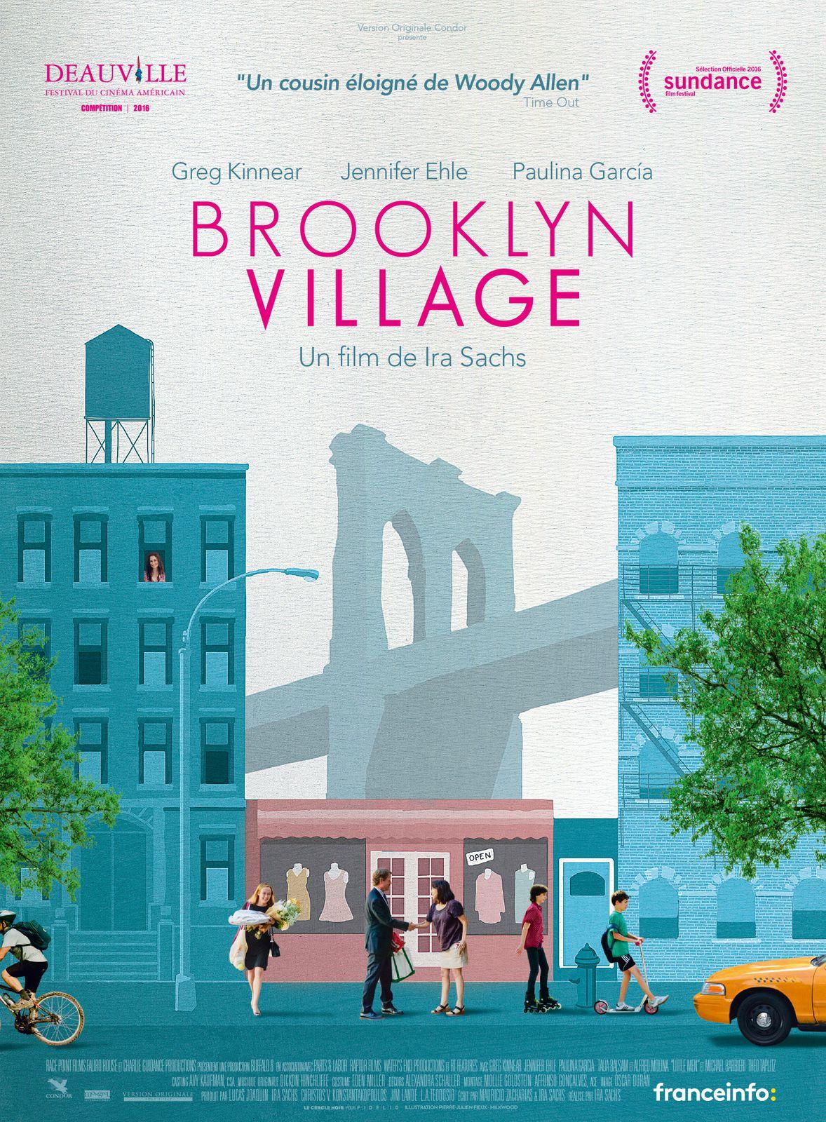 Brooklyn Village - Film (2016)