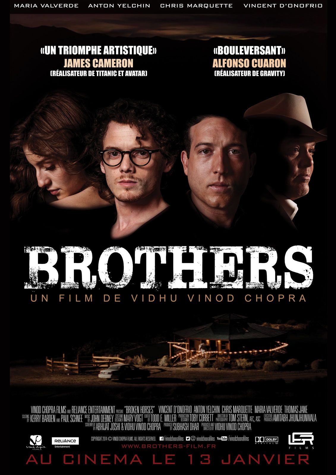 Brothers - Film (2015)