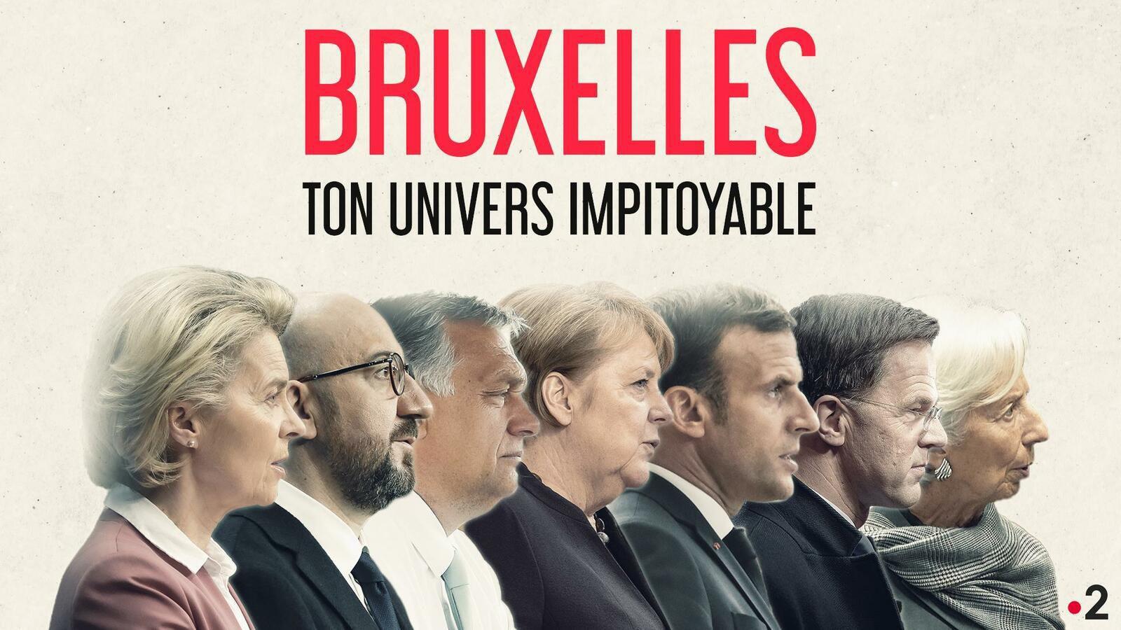 Bruxelles, ton univers impitoyable - Documentaire (2021)