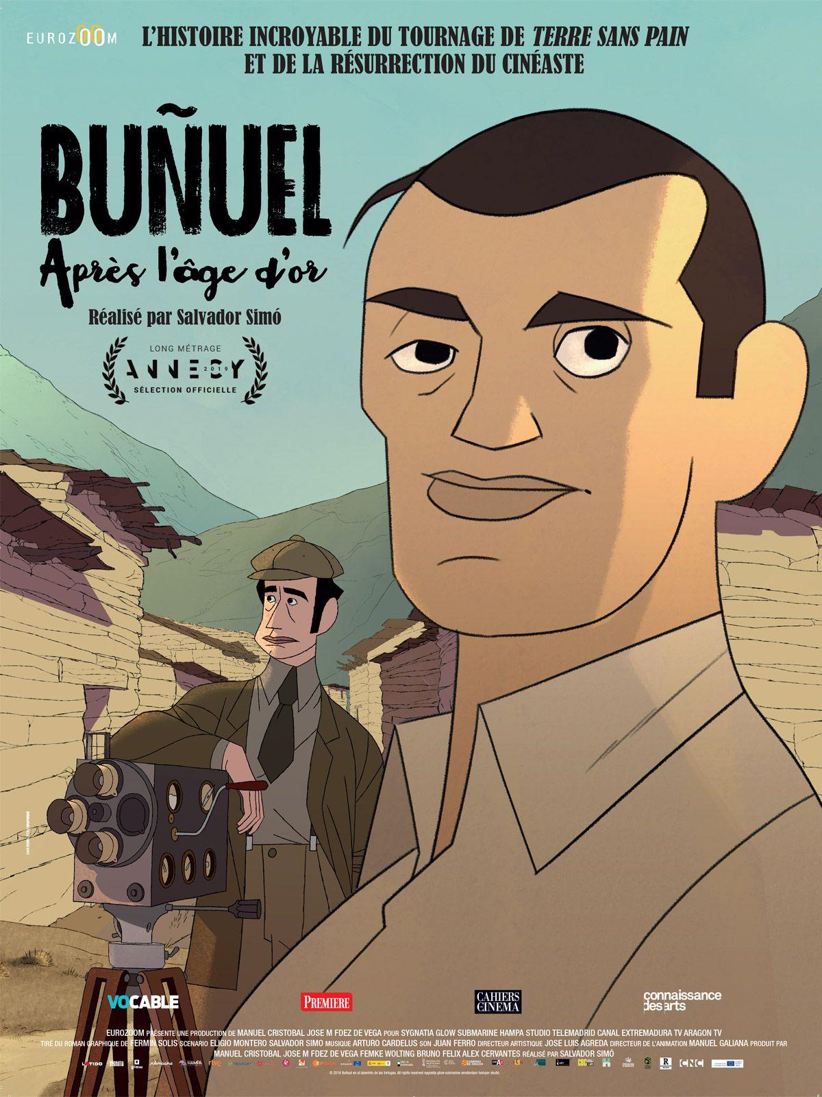 Buñuel après l'âge d'or - Film (2019)