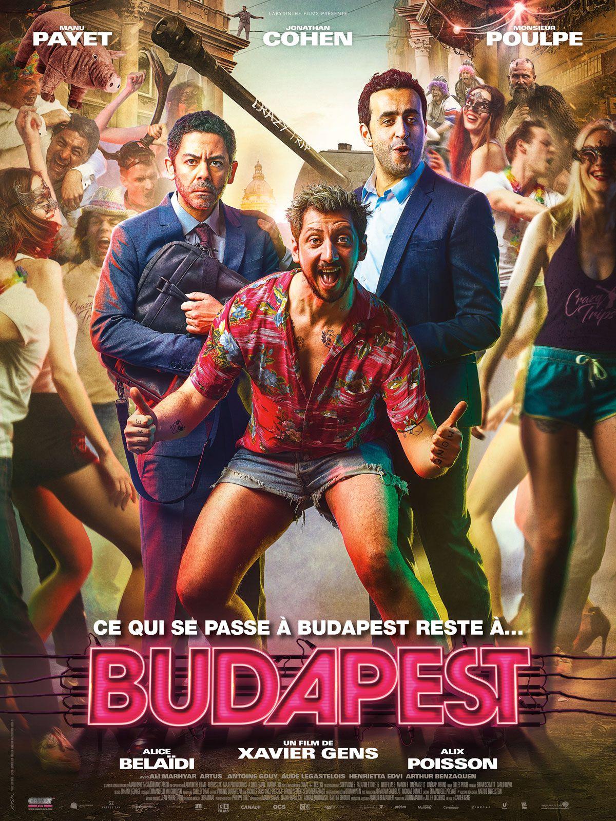 Budapest - Film (2018)