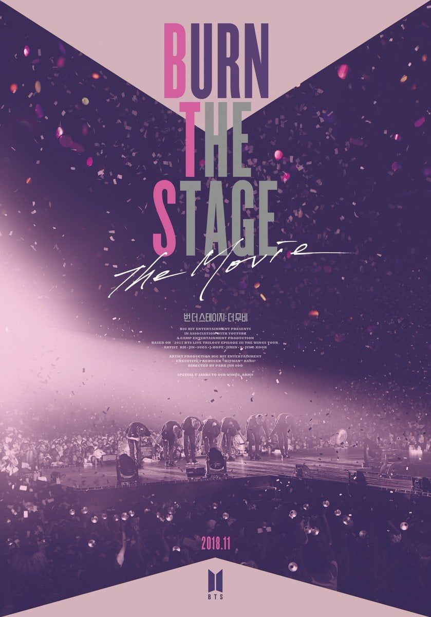 Burn the Stage: the Movie - Documentaire (2018)