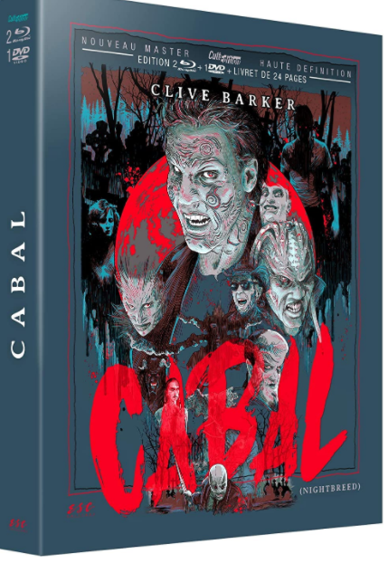 Cabal Director's cut - Film (1990)