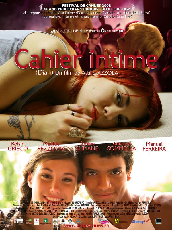 Cahier intime - Film (2010)