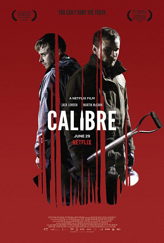 Calibre - Film (2018)
