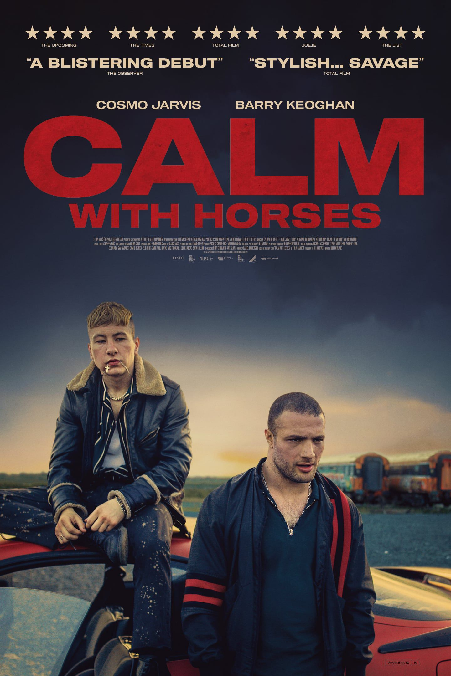 Calm with Horses - Film (2020)