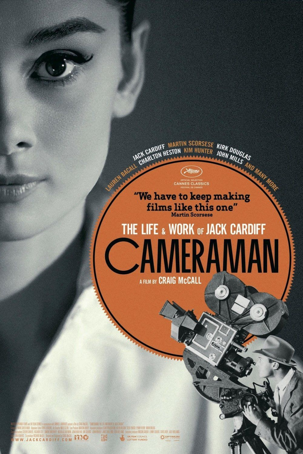 Cameraman: The Life and Work of Jack Cardiff - Documentaire (2010)
