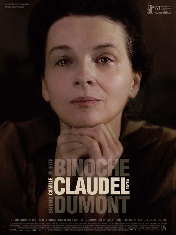 Camille Claudel 1915 - Film (2013)