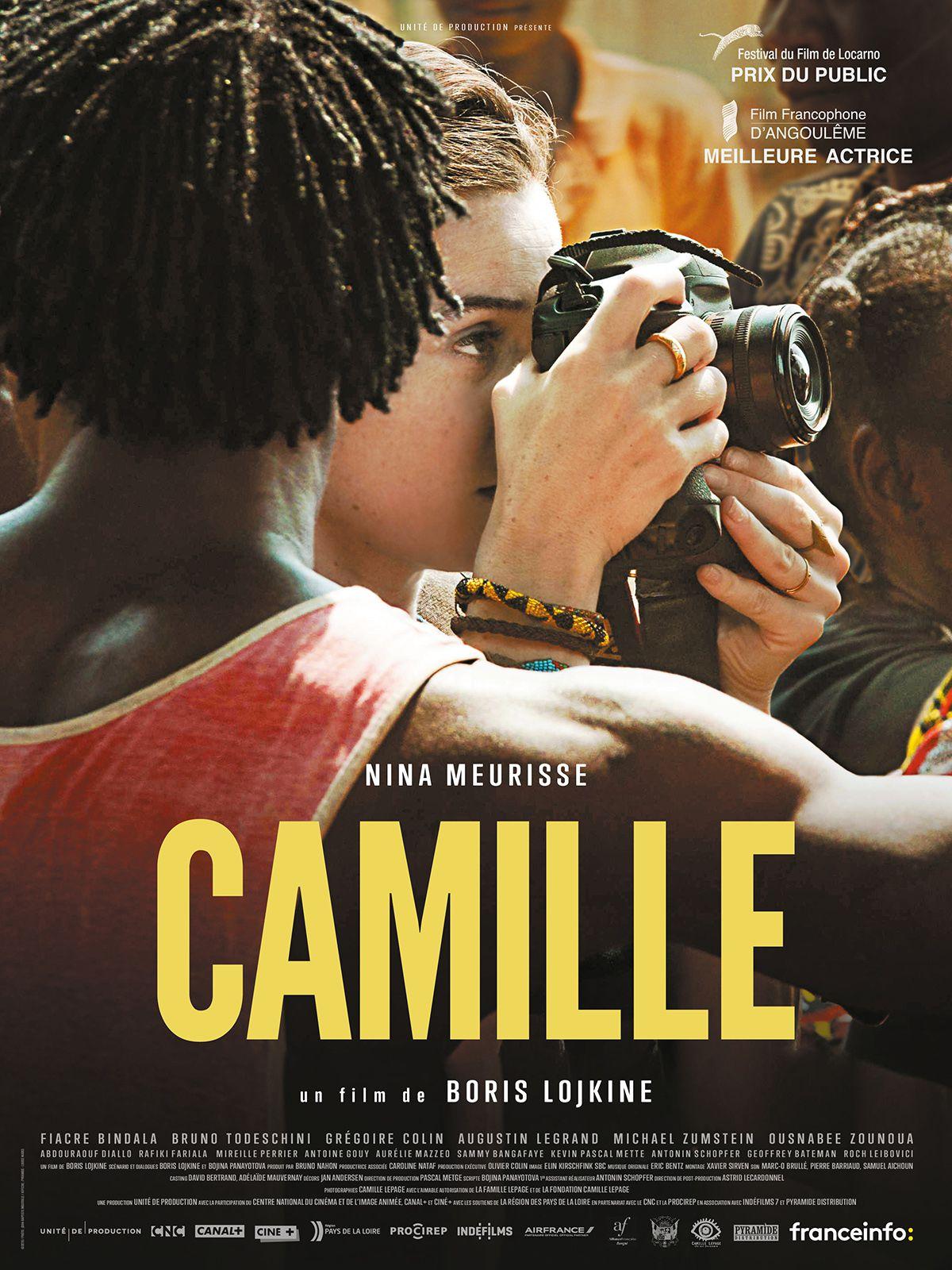 Camille - Film (2019)