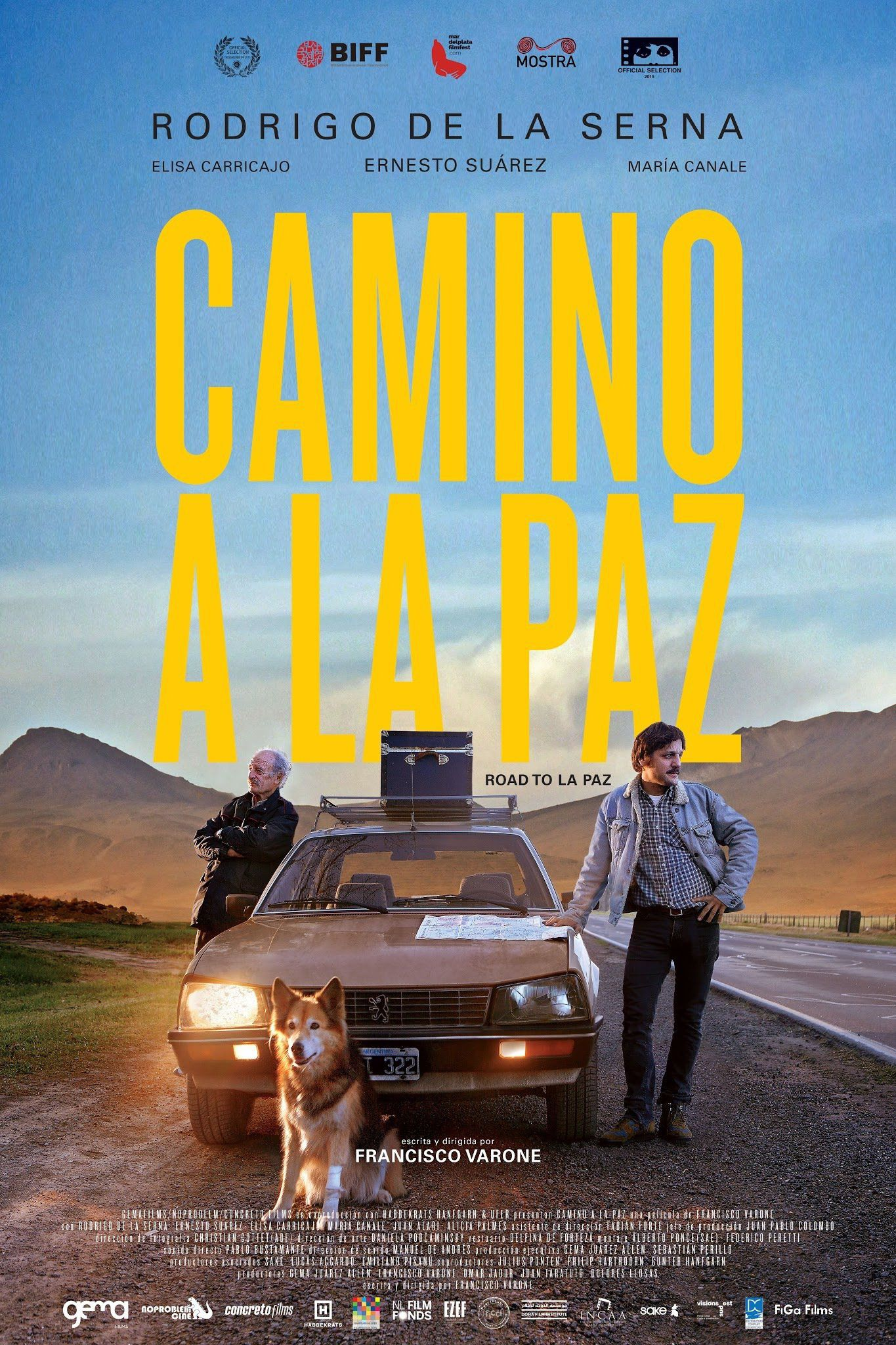 Camino a La Paz - Film (2017)
