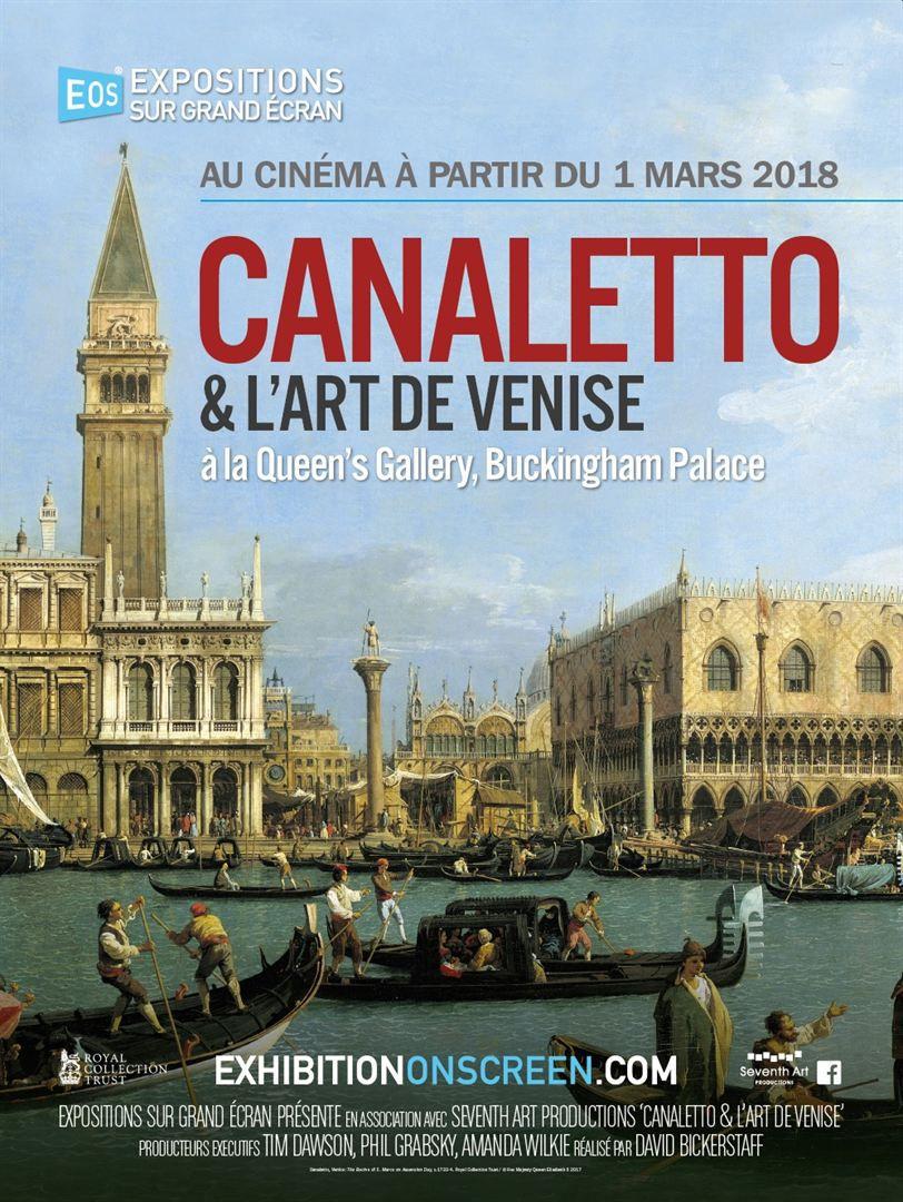 Canaletto et l'art de Venise - Documentaire (2018)