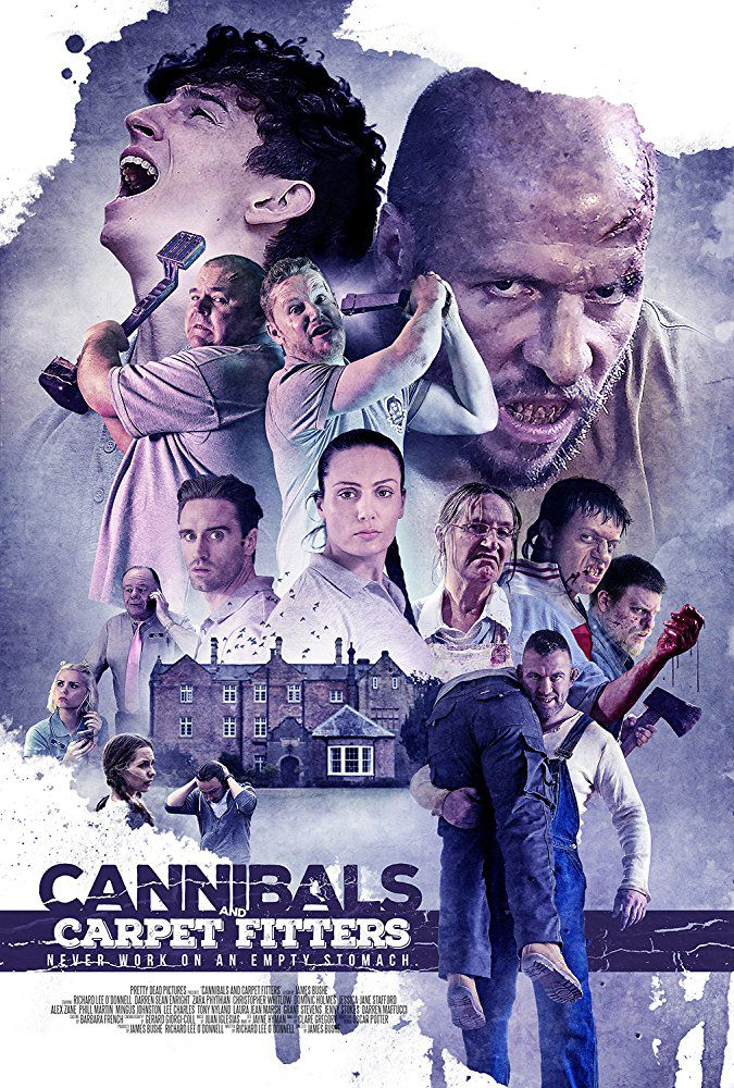 Cannibals And Carpet Fitters - Film (2018)