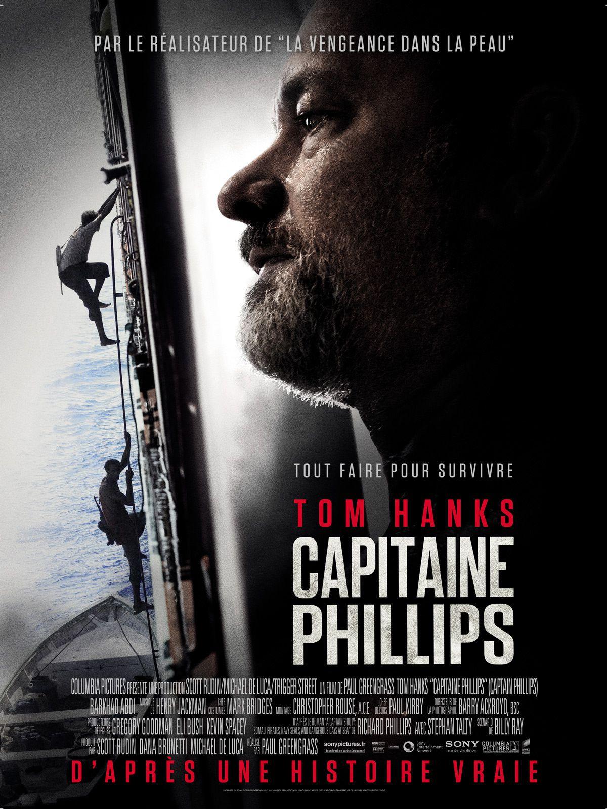 Capitaine Phillips - Film (2013)