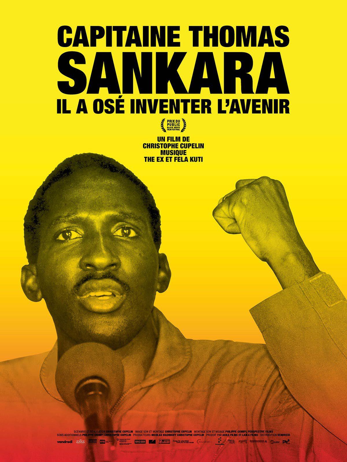 Capitaine Thomas Sankara - Documentaire (2015)