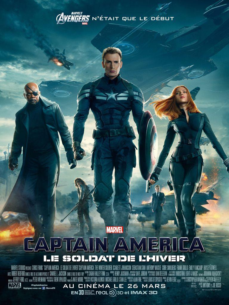 Captain America : Le Soldat de l'hiver - Film (2014)