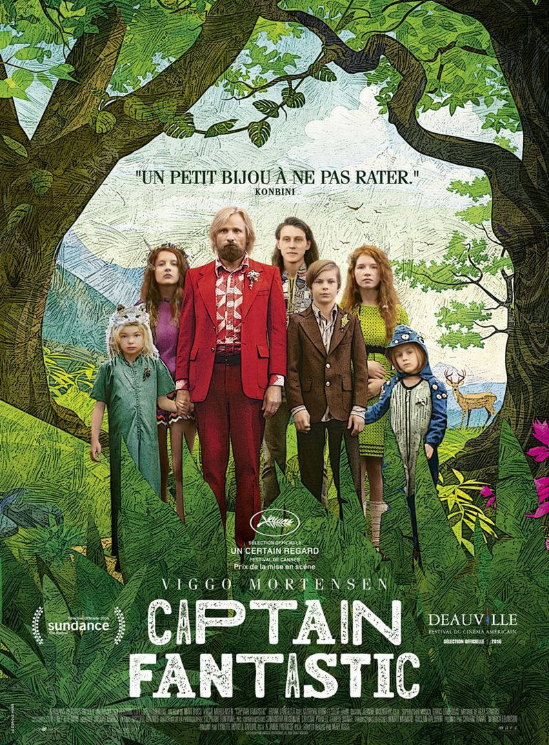 Captain Fantastic - Film (2016)