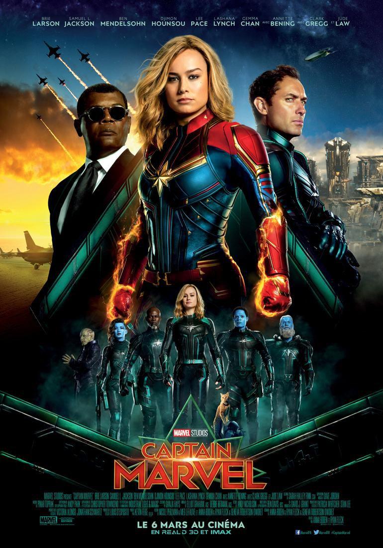 Captain Marvel - Film (2019)
