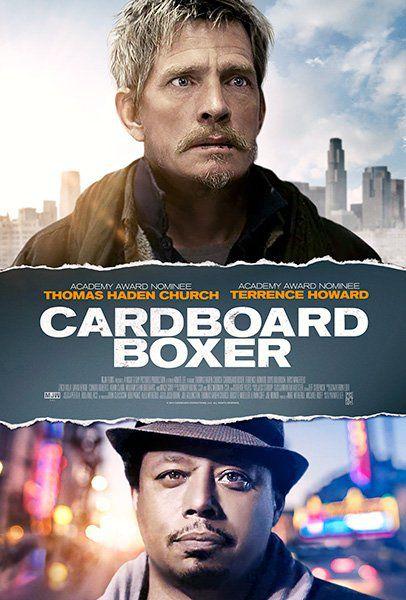Cardboard Boxer - Film (2016)