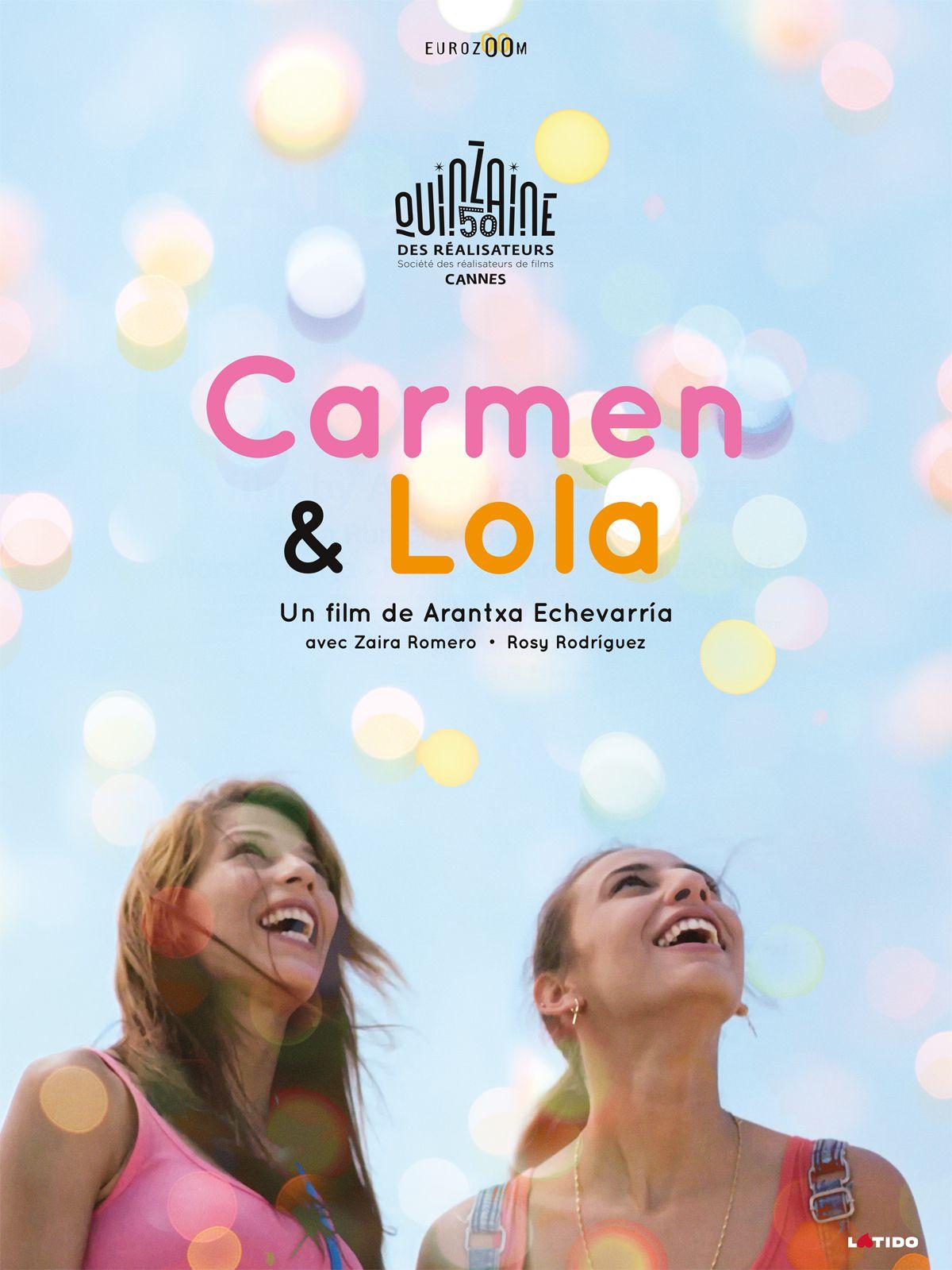 Carmen et Lola - Film (2018)