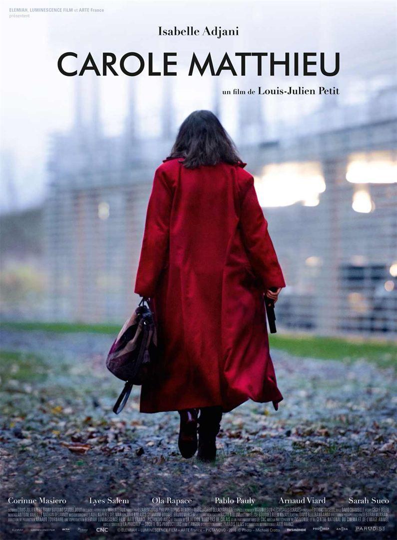 Carole Matthieu - Film (2016)
