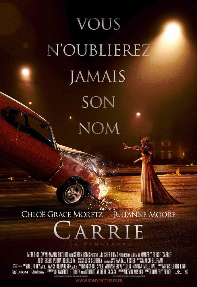 Carrie, la vengeance - Film (2013)