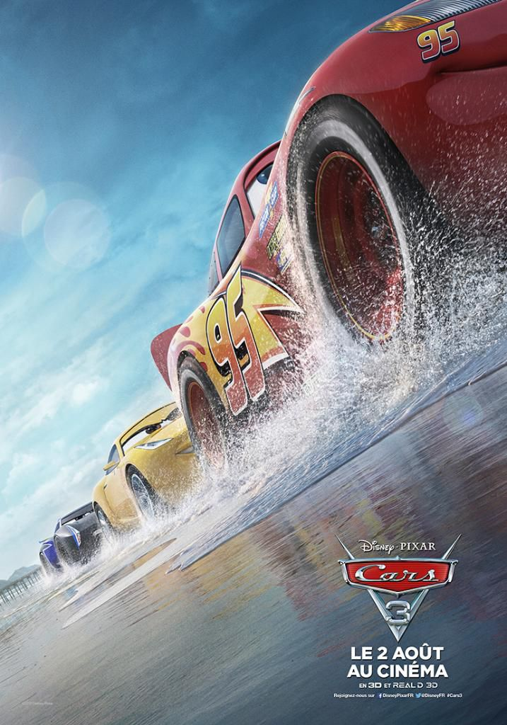 Cars 3 - Long-métrage d'animation (2017)