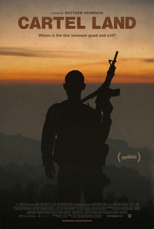 Cartel Land - Documentaire (2015)