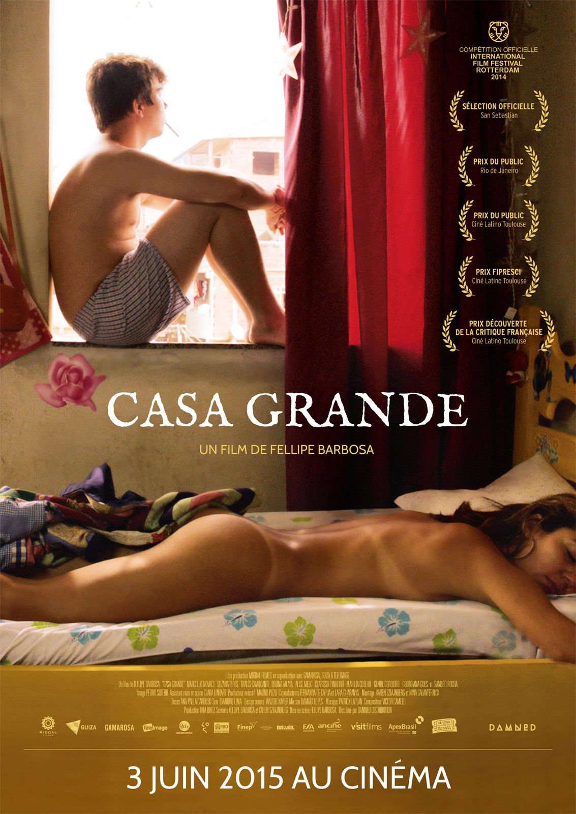 Casa Grande - Film (2014)