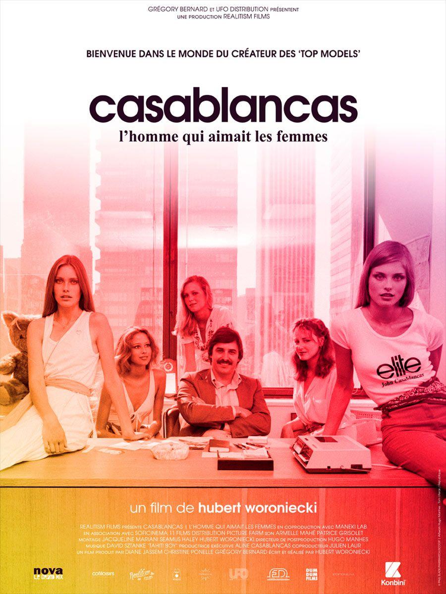 Casablancas, l'homme qui aimait les femmes - Documentaire (2016)