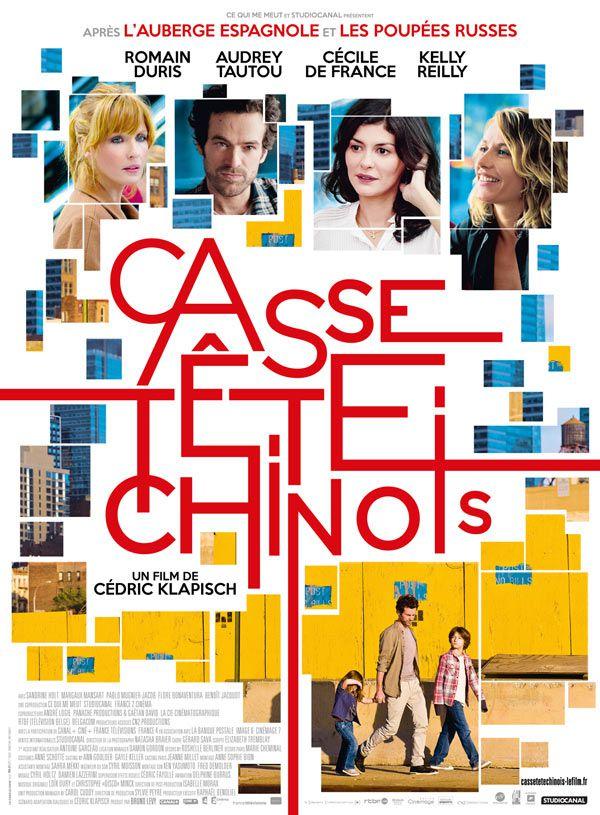 Casse-tête chinois - Film (2013)