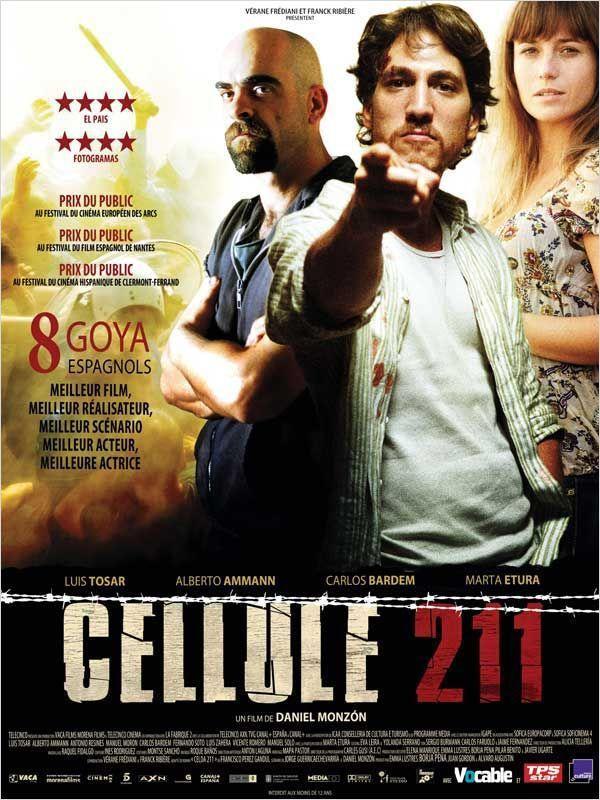 Cellule 211 - Film (2009)