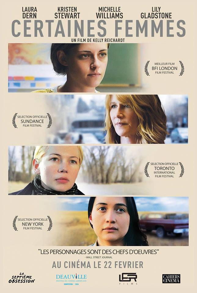 Certaines femmes - Film (2017)
