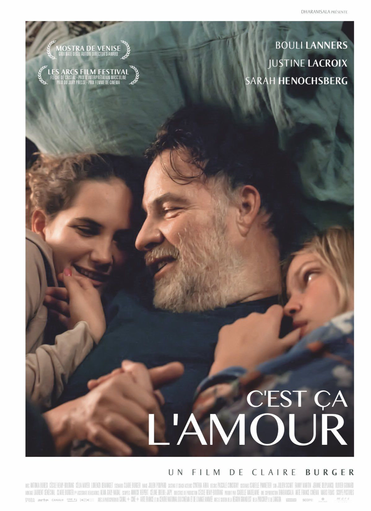 C'est ça l'amour - Film (2019)