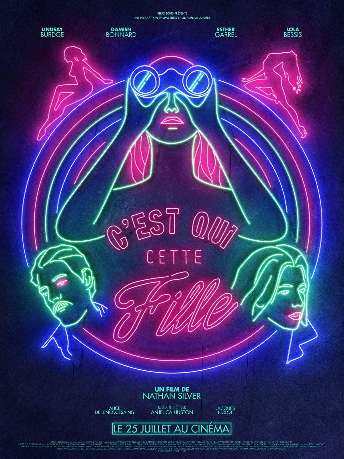 C'est qui cette fille - Film (2018)