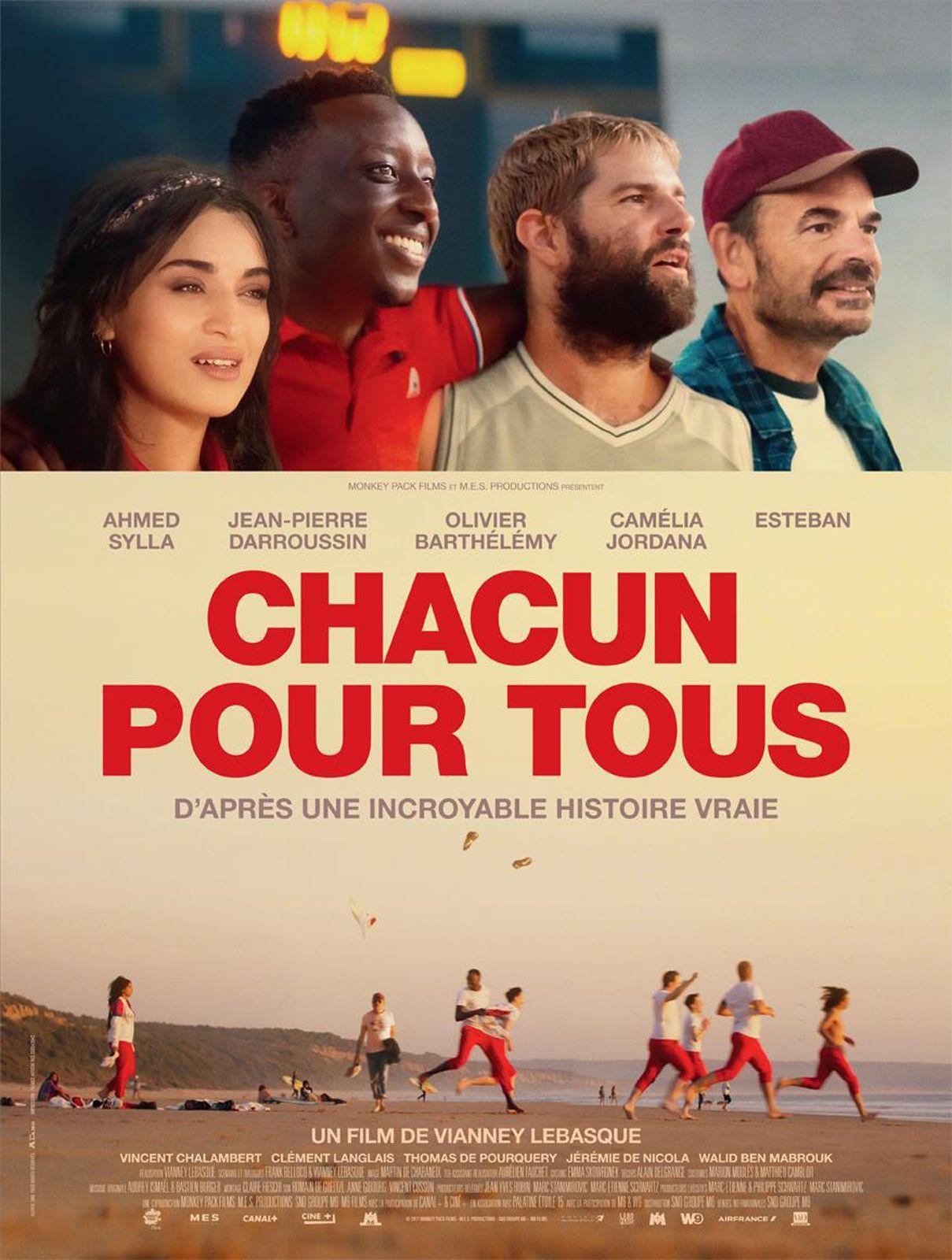Chacun pour tous - Film (2018)