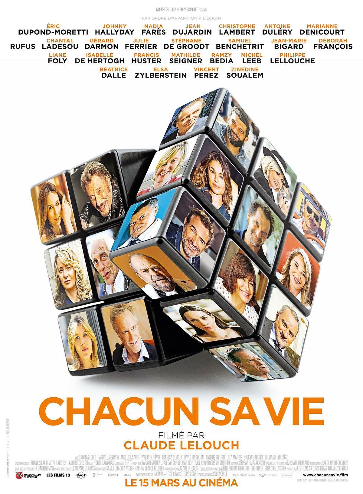Chacun sa vie - Film (2017)