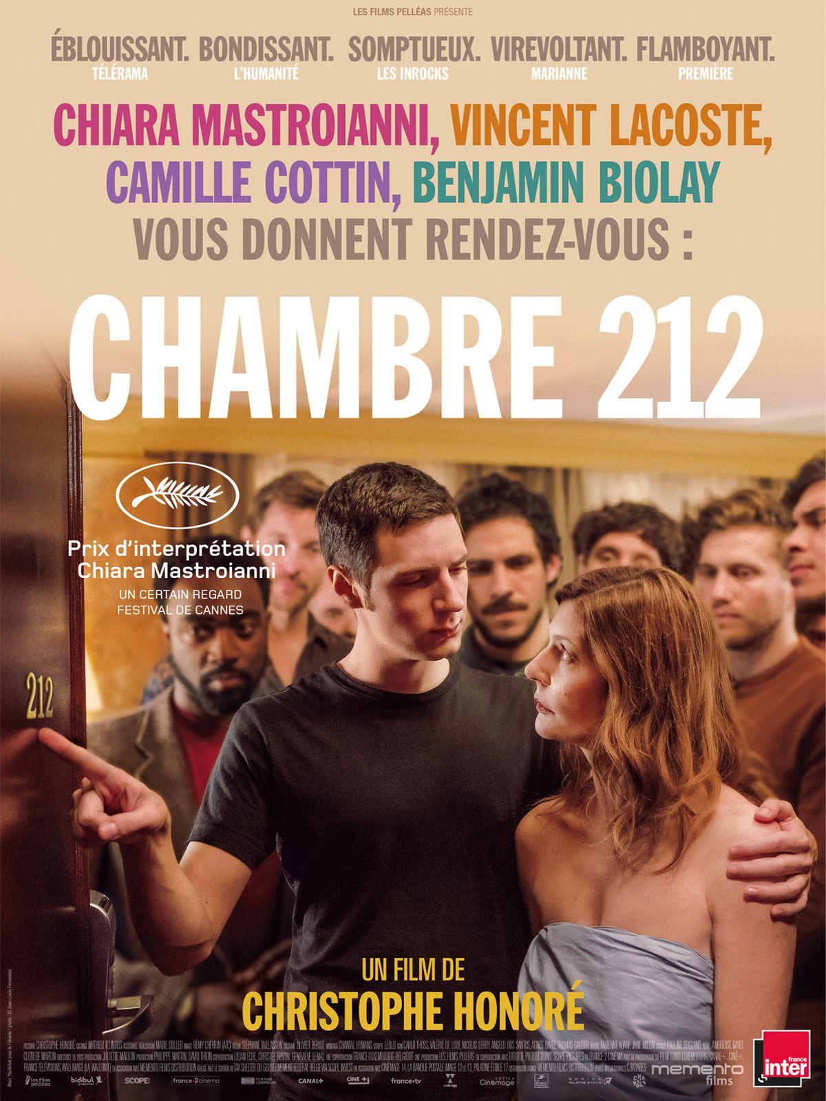 Chambre 212 - Film (2019)