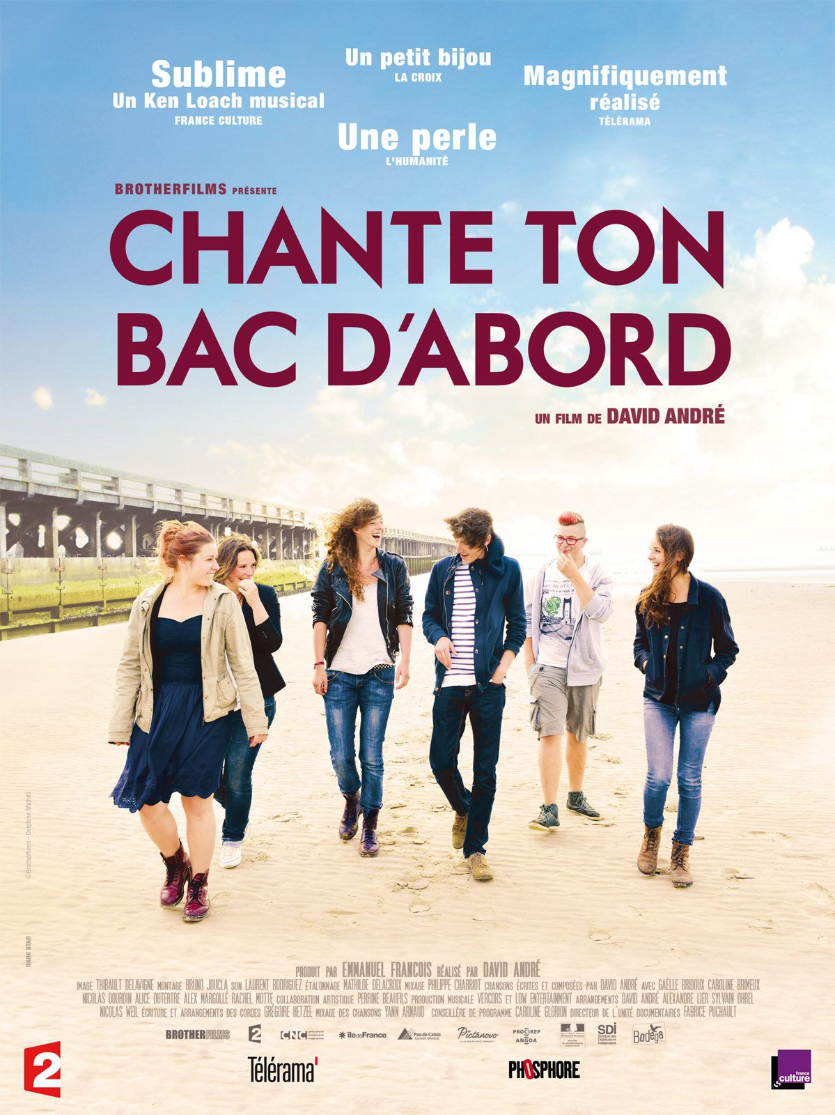 Chante ton bac d'abord - Documentaire (2014)