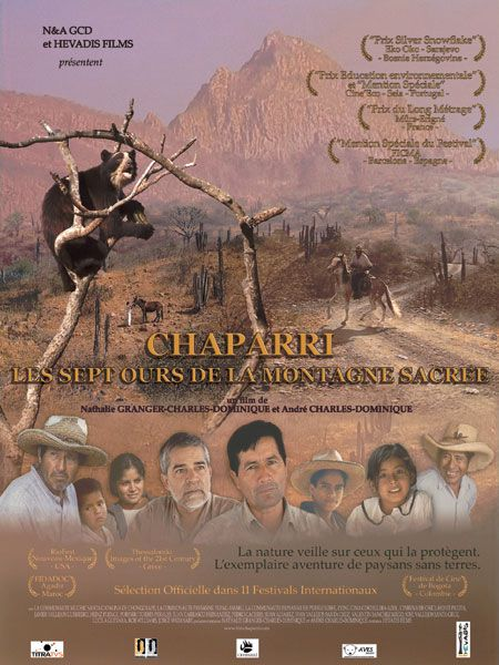 Chaparri, les sept ours de la montagne sacrée - Documentaire (2014)